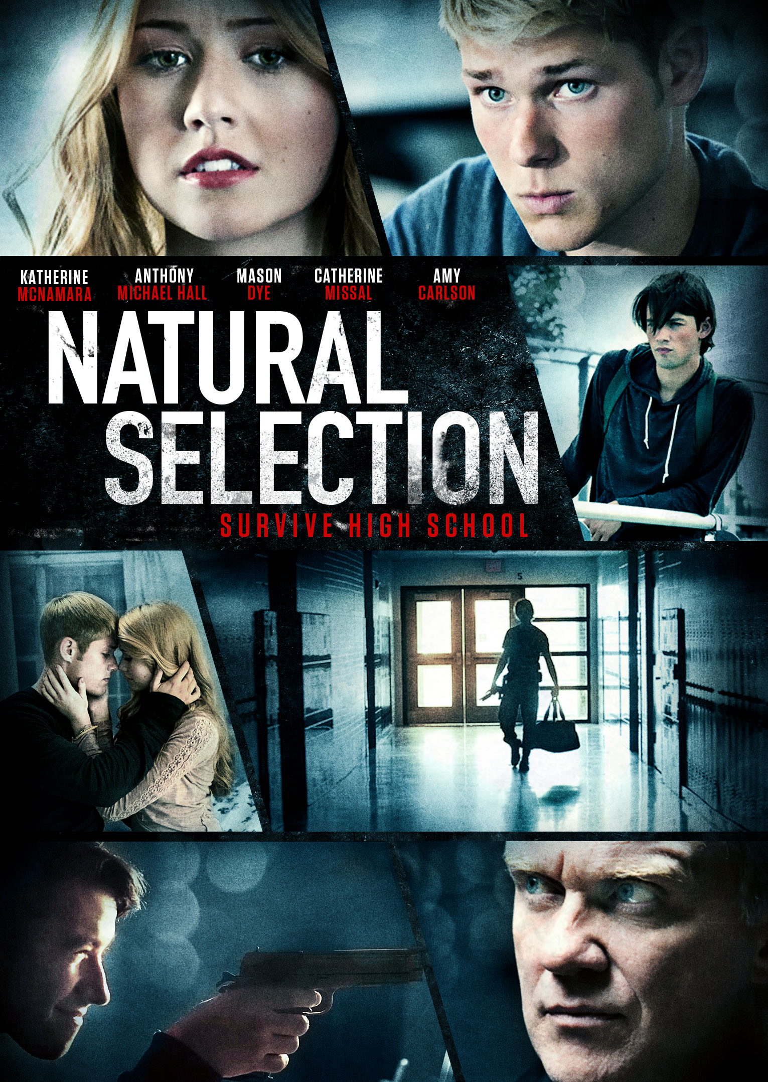 Natural Selection kapak
