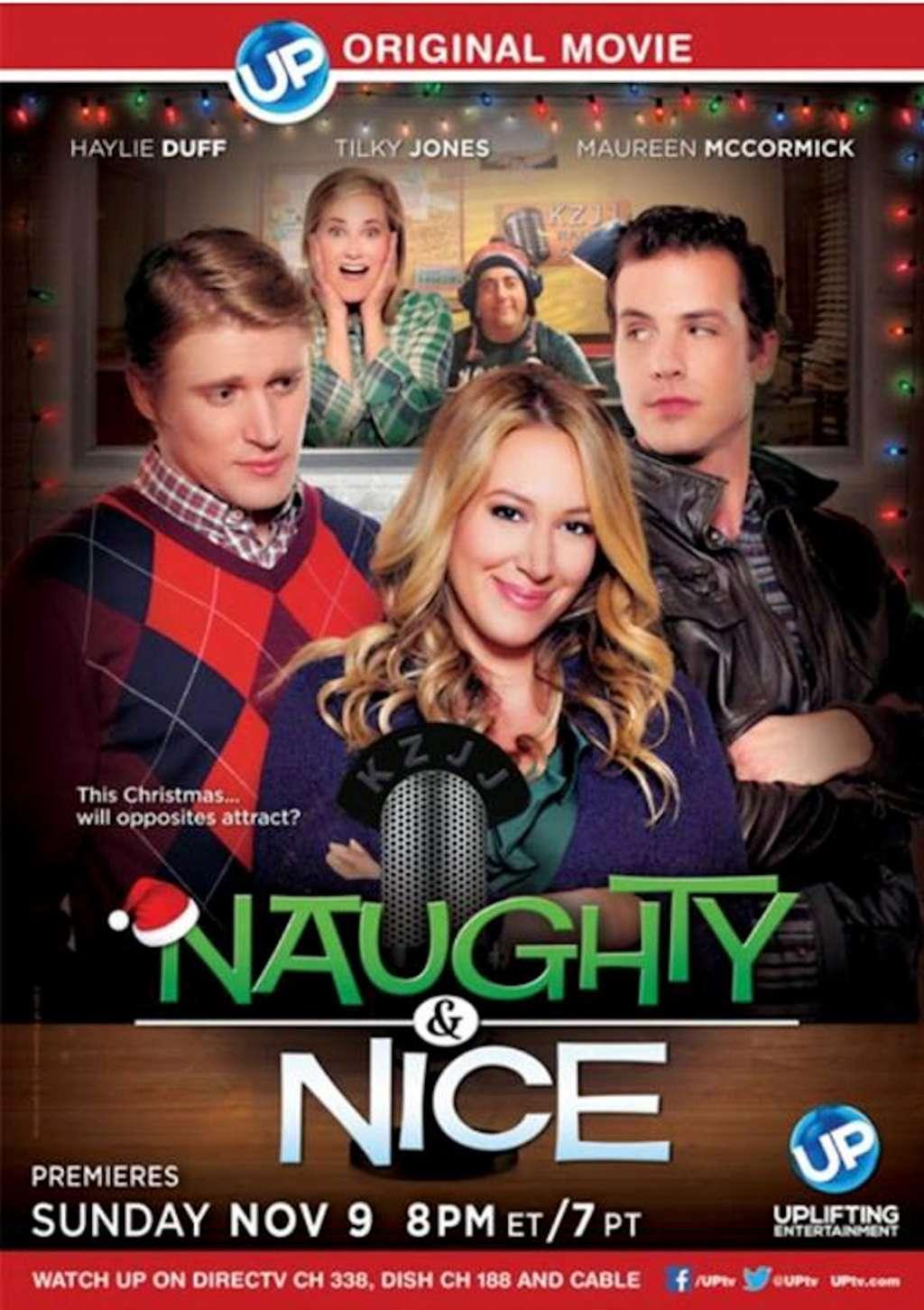 Naughty & Nice kapak