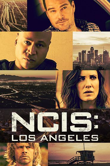 NCIS: Los Angeles kapak
