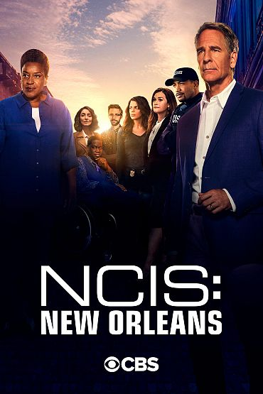 NCIS: New Orleans kapak