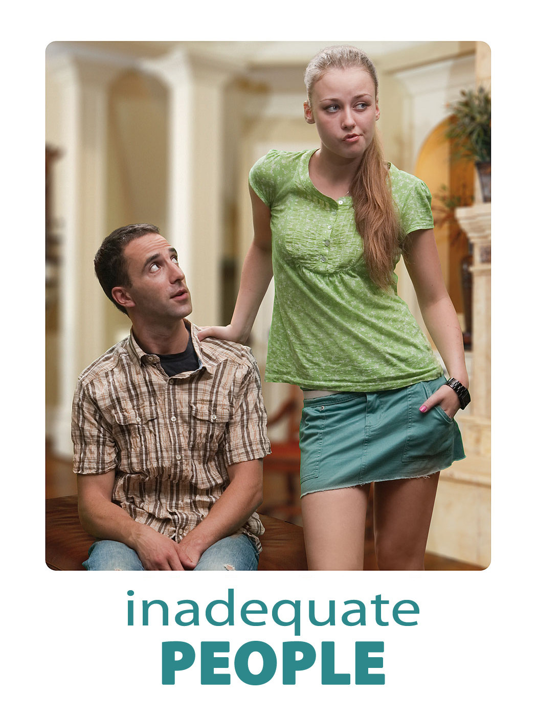 Inadequate People kapak