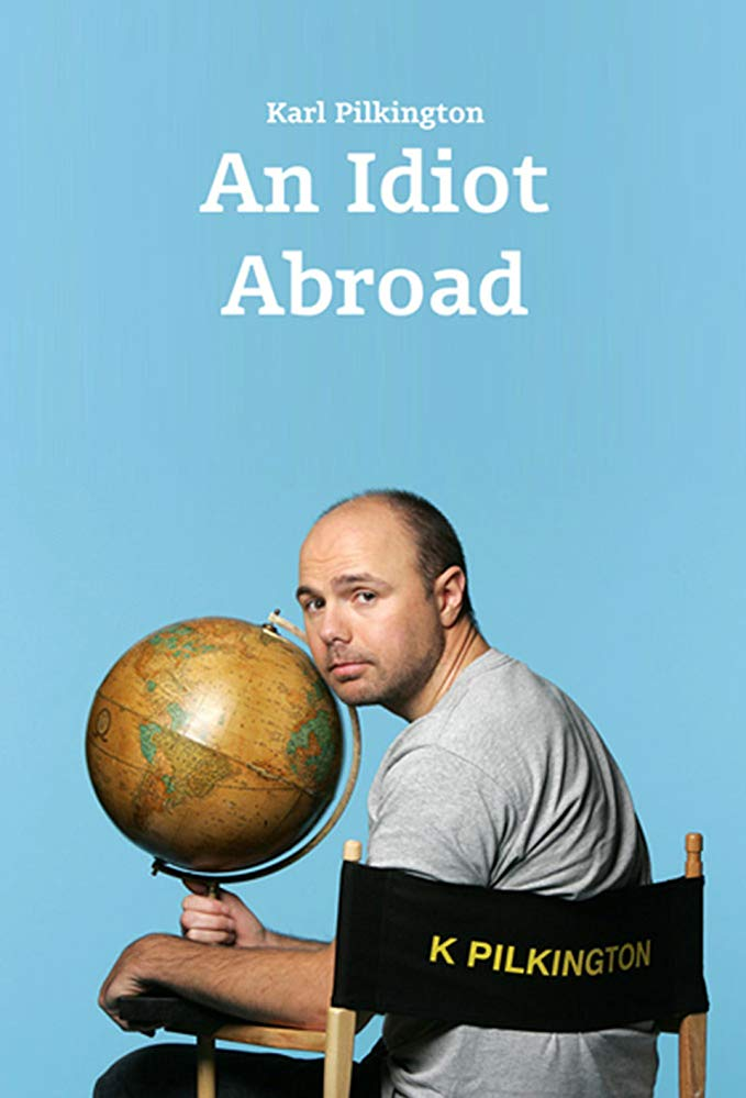 An Idiot Abroad kapak