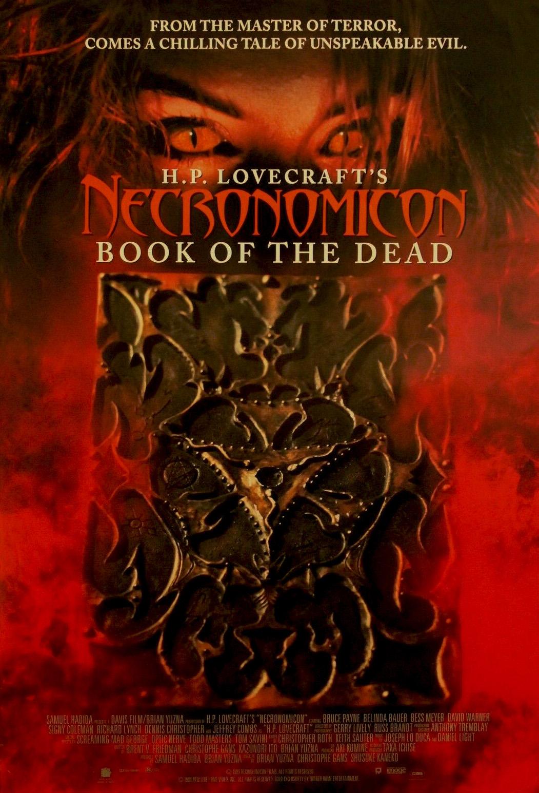 Necronomicon: Book of Dead kapak