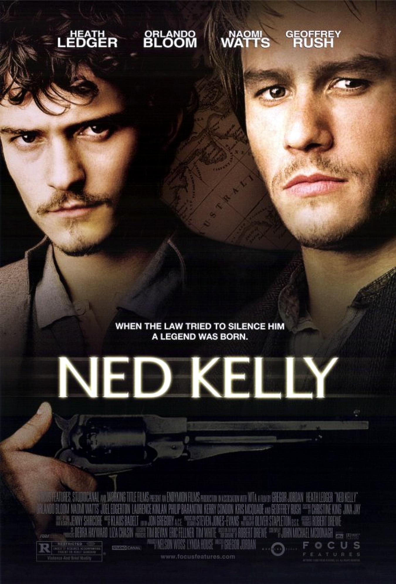 Ned Kelly kapak