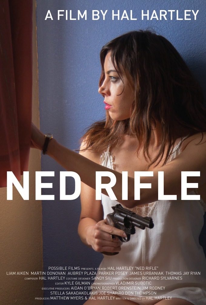 Ned Rifle kapak