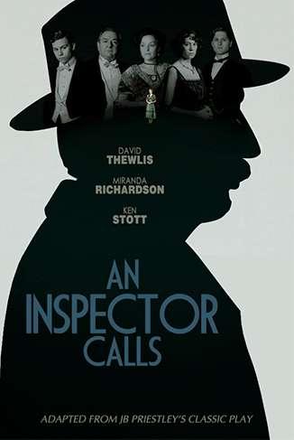An Inspector Calls kapak