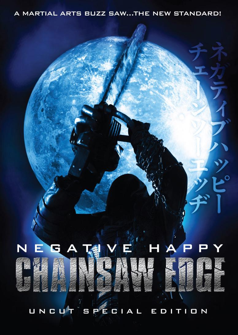 Negative Happy Chainsaw Edge kapak