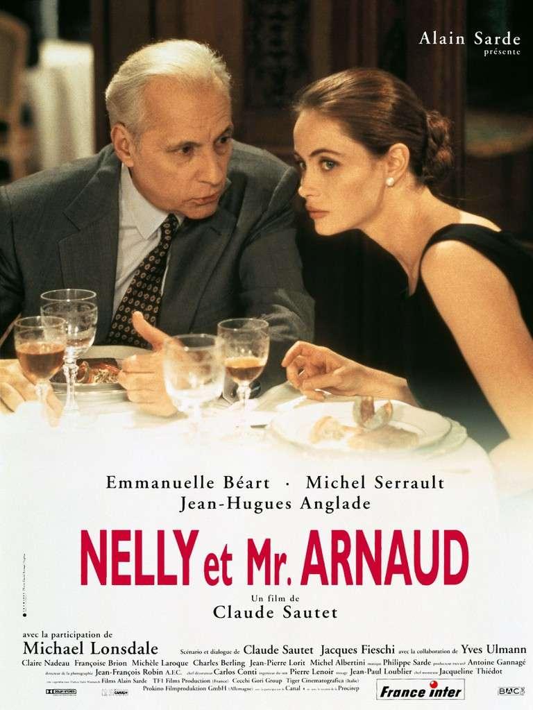 Nelly & Monsieur Arnaud kapak