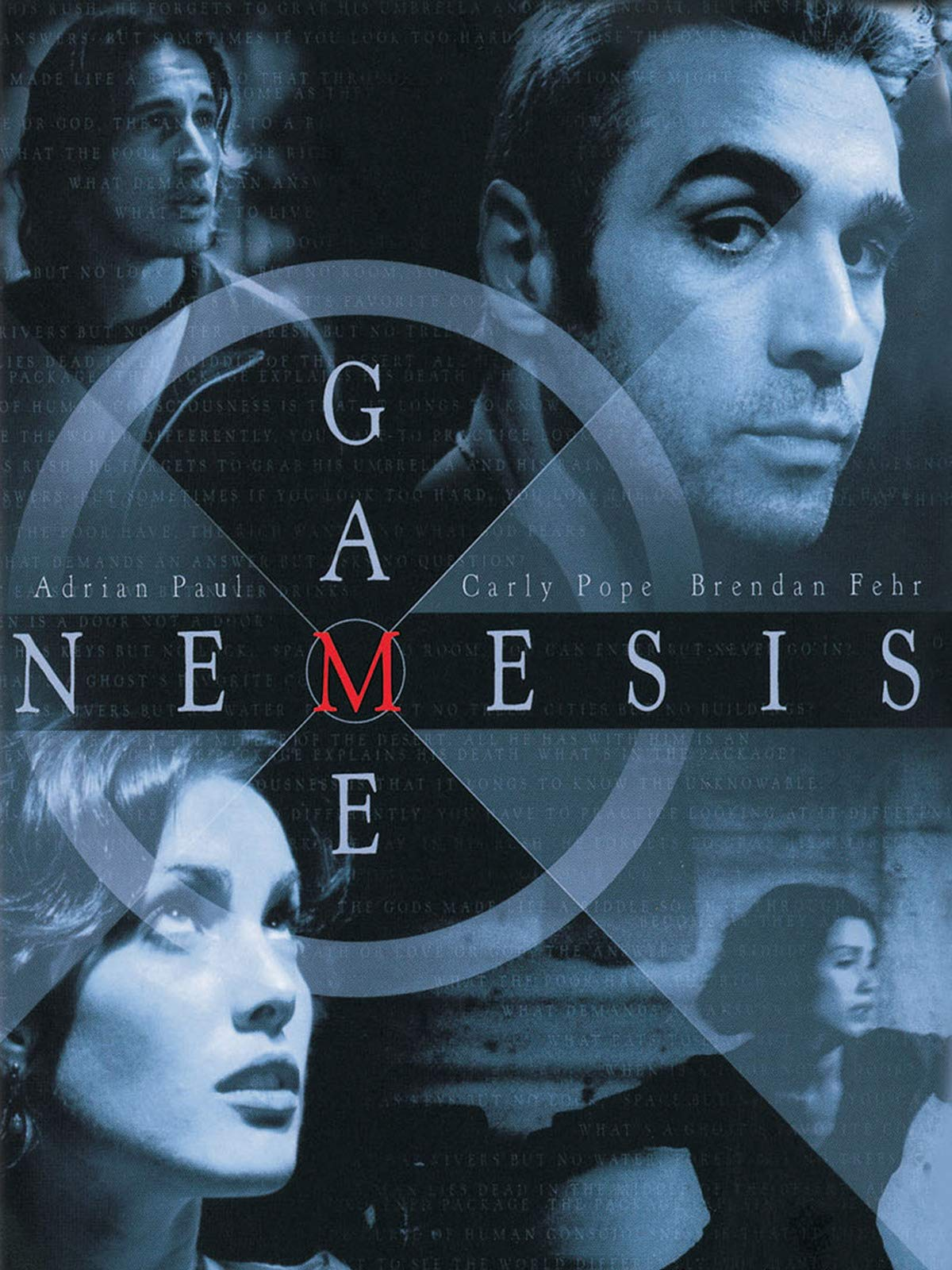 Nemesis Game kapak