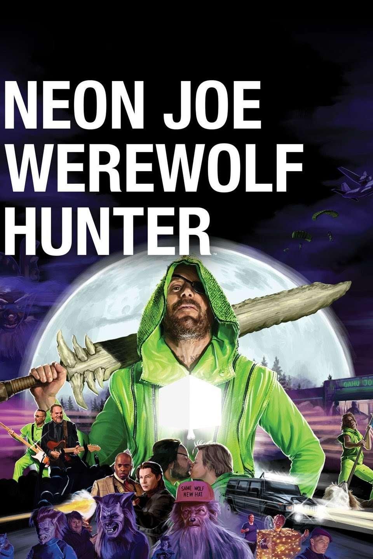 Neon Joe, Werewolf Hunter kapak