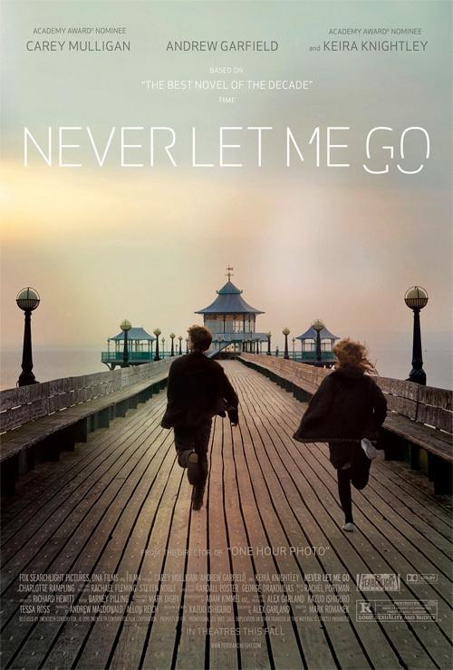 Never Let Me Go kapak