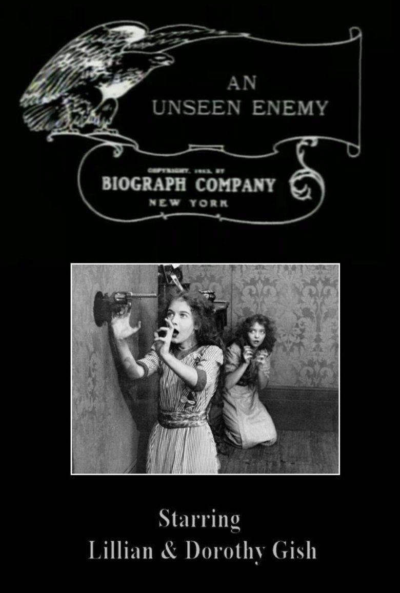 An Unseen Enemy kapak
