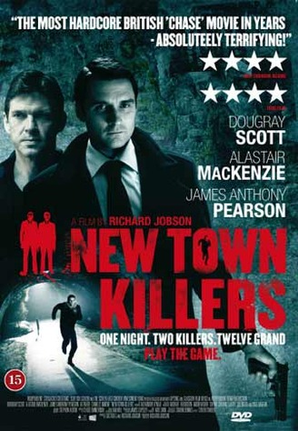 New Town Killers kapak