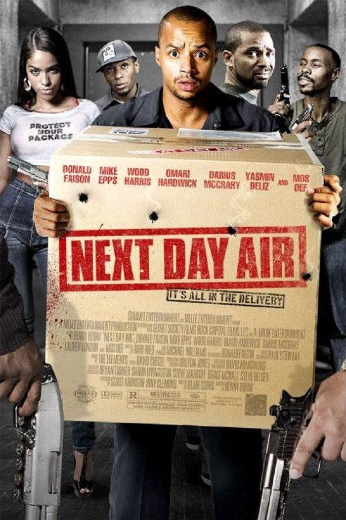 Next Day Air kapak