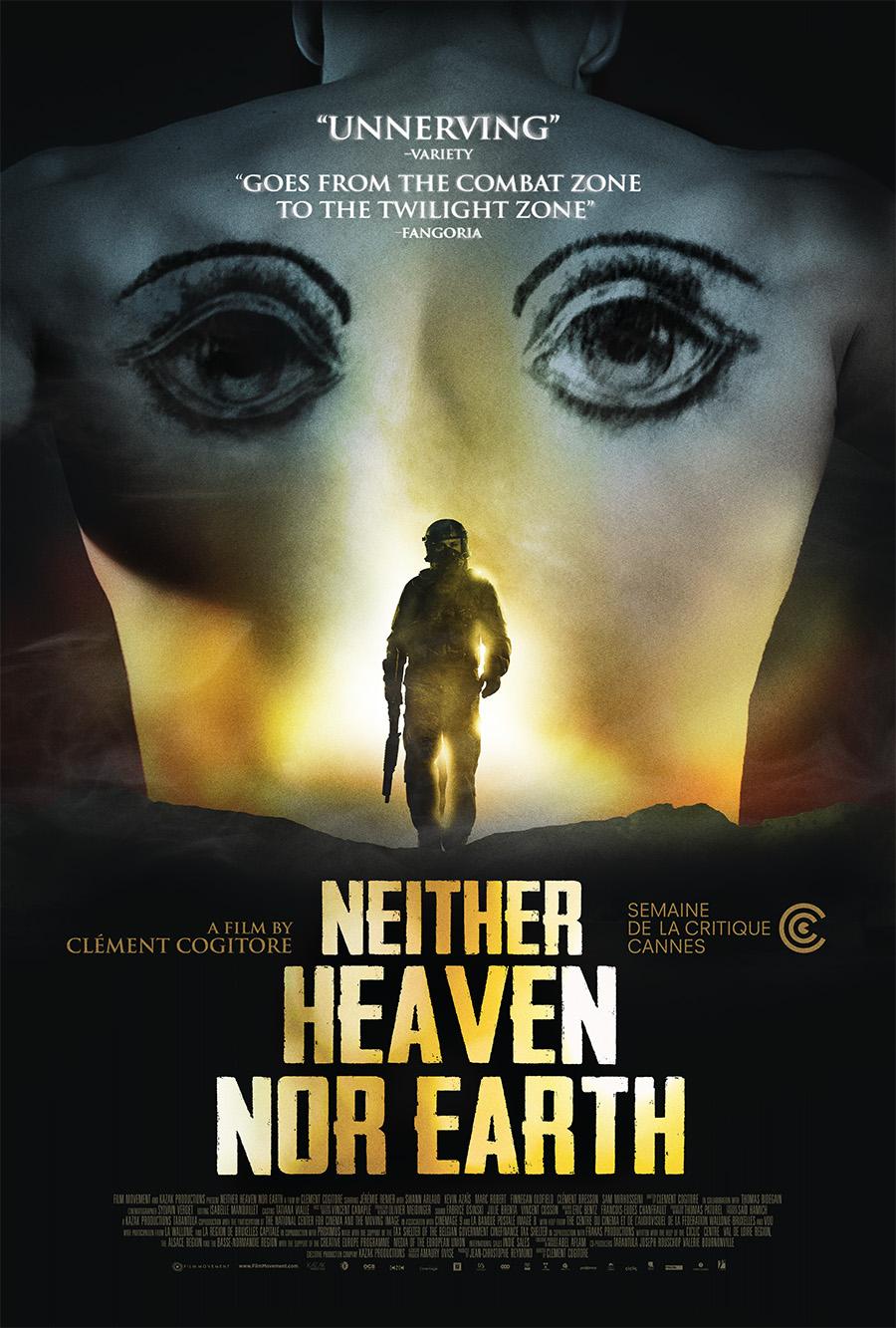 Neither Heaven Nor Earth kapak