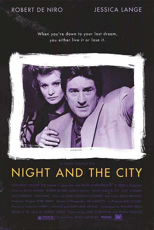 Night and the City kapak