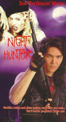 Night Hunter kapak