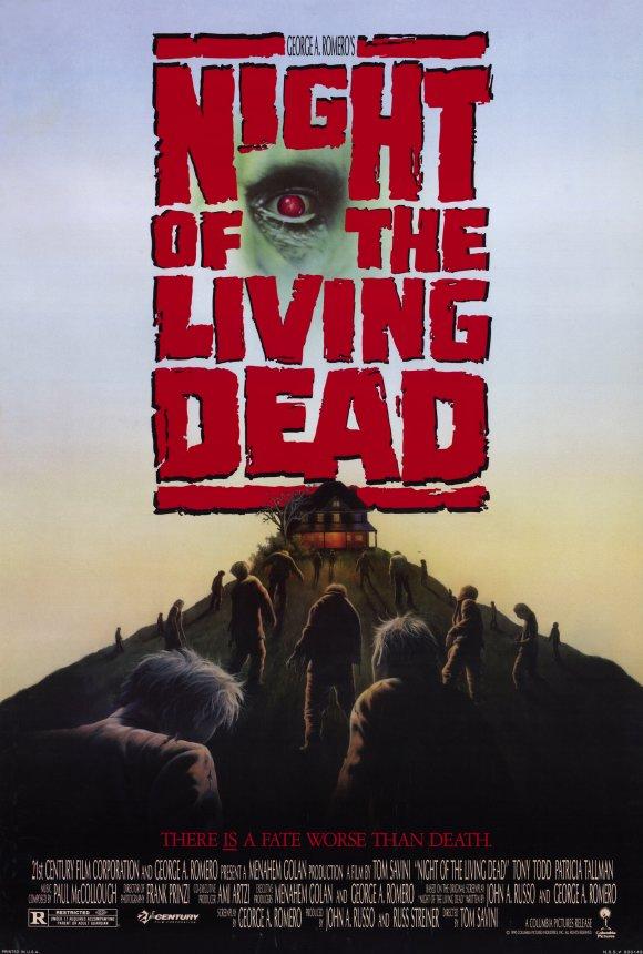 Night of the Living Dead kapak