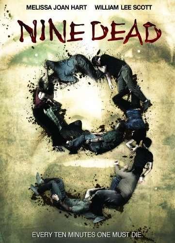 Nine Dead kapak