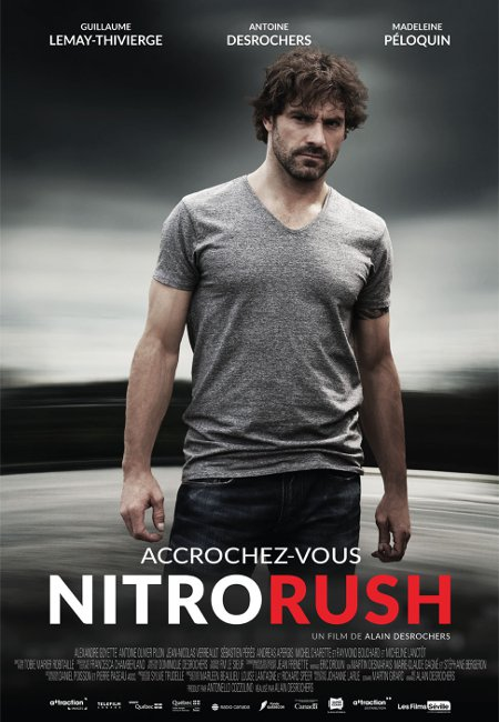 Nitro Rush kapak