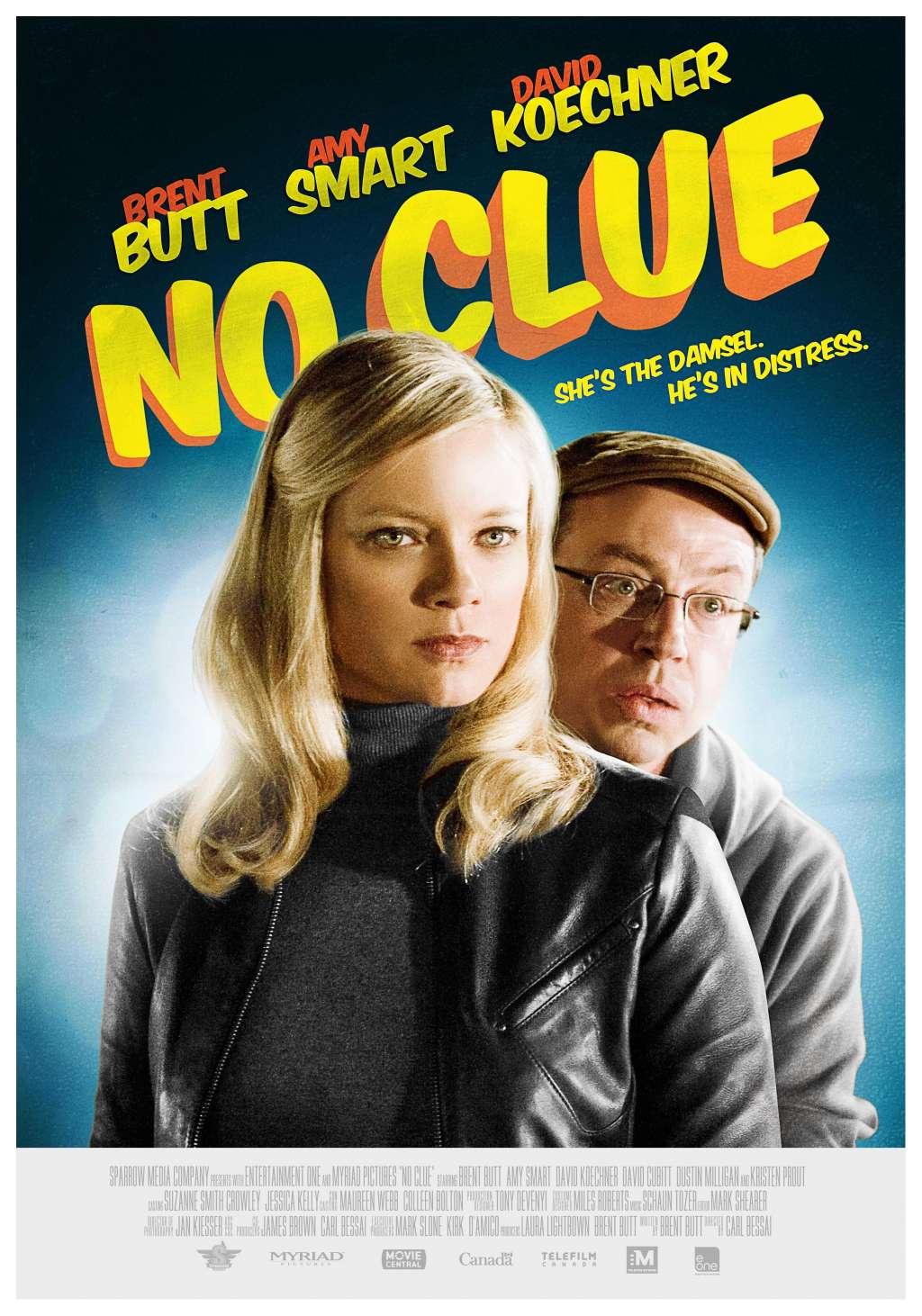 No Clue kapak