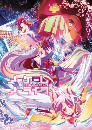 No Game No Life kapak