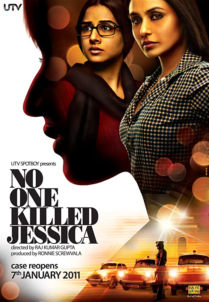 No One Killed Jessica kapak