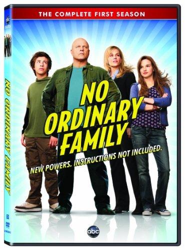 No Ordinary Family kapak