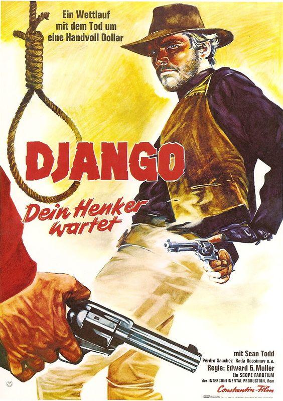 Don't Wait, Django... Shoot! kapak