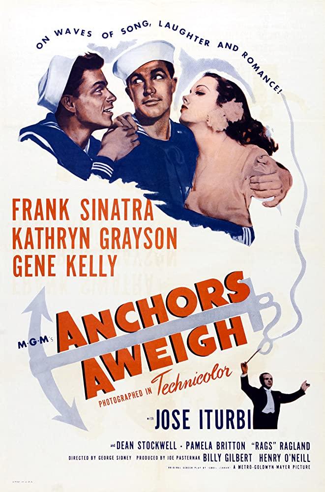 Anchors Aweigh kapak