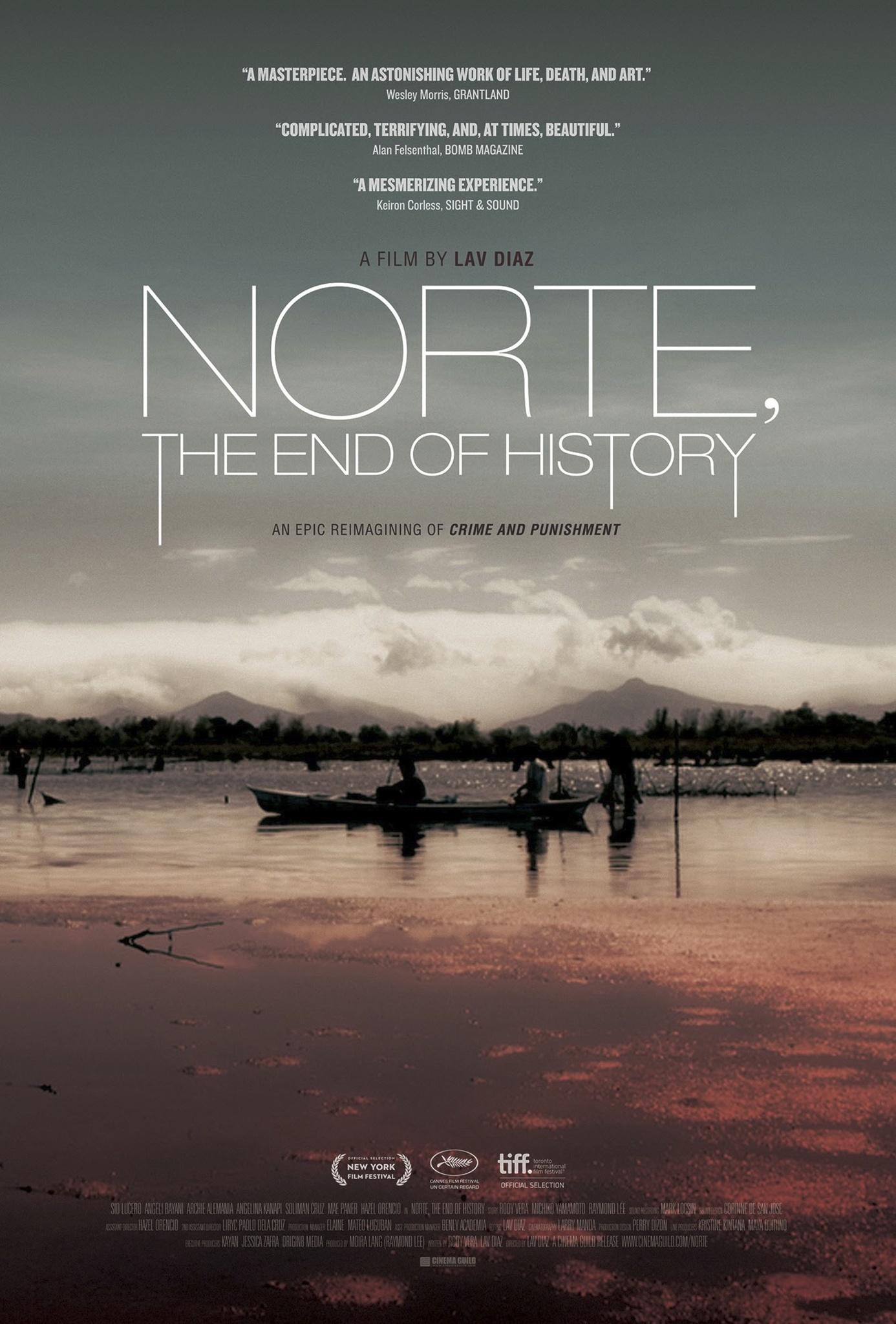 Norte, hangganan ng kasaysayan kapak