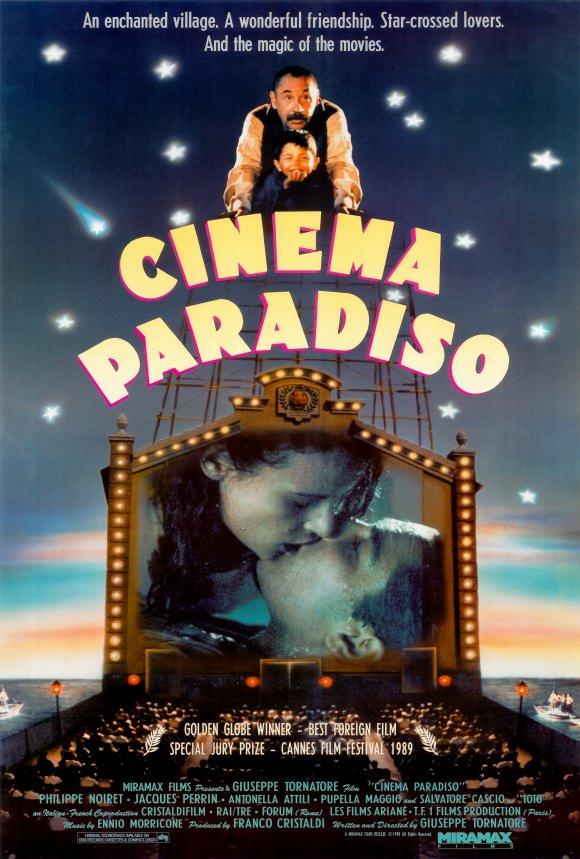 Cinema Paradiso kapak