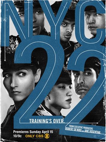 NYC 22 kapak