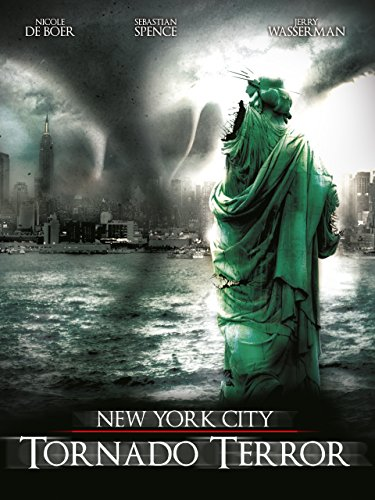 NYC: Tornado Terror kapak