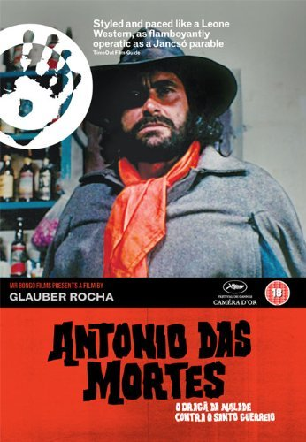 Antonio das Mortes kapak