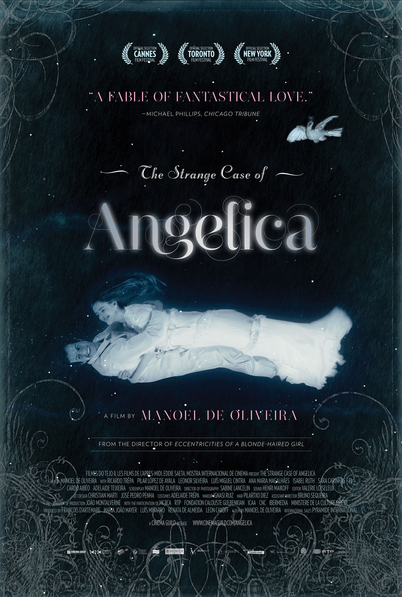 The Strange Case of Angelica kapak
