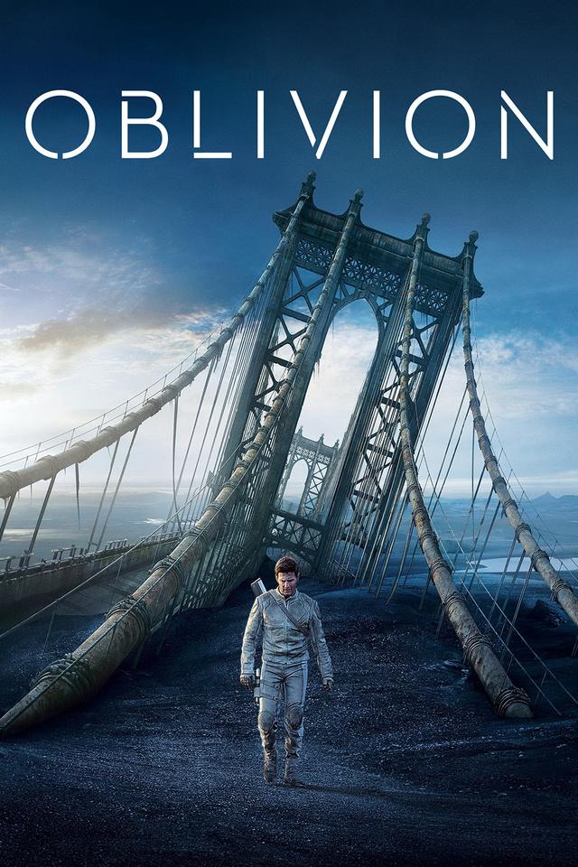 Oblivion kapak