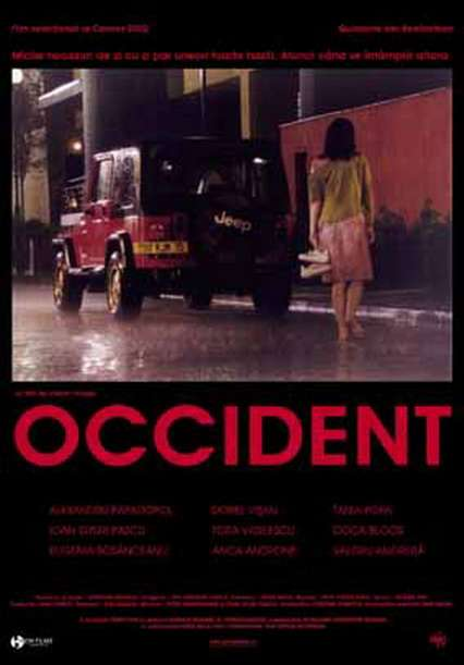 Occident kapak