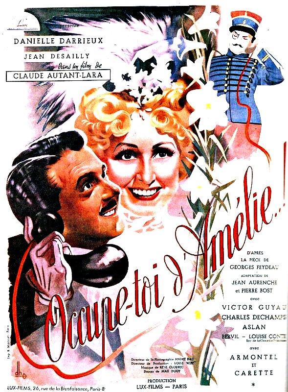 Occupe-toi d'Amélie..! kapak