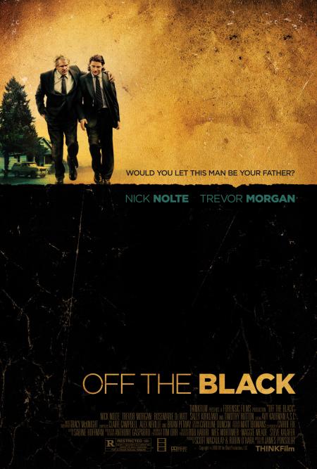 Off the Black kapak