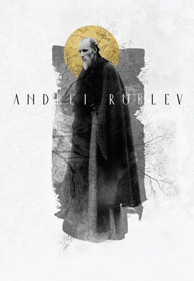 Andrei Rublev kapak