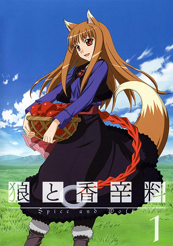 Spice and Wolf kapak
