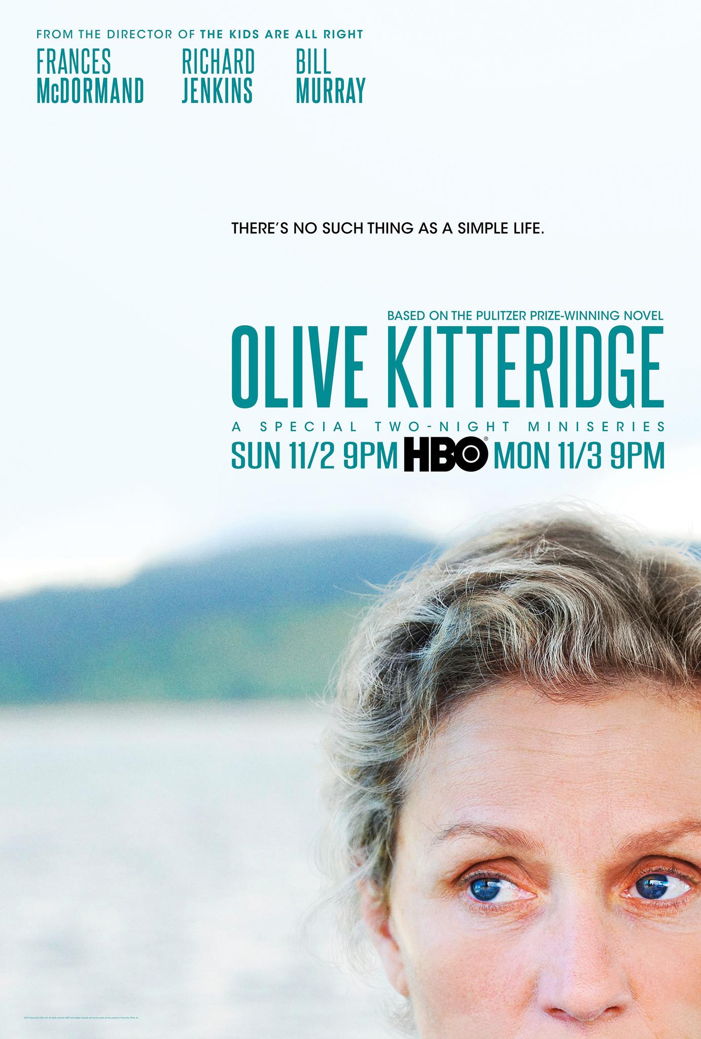 Olive Kitteridge kapak