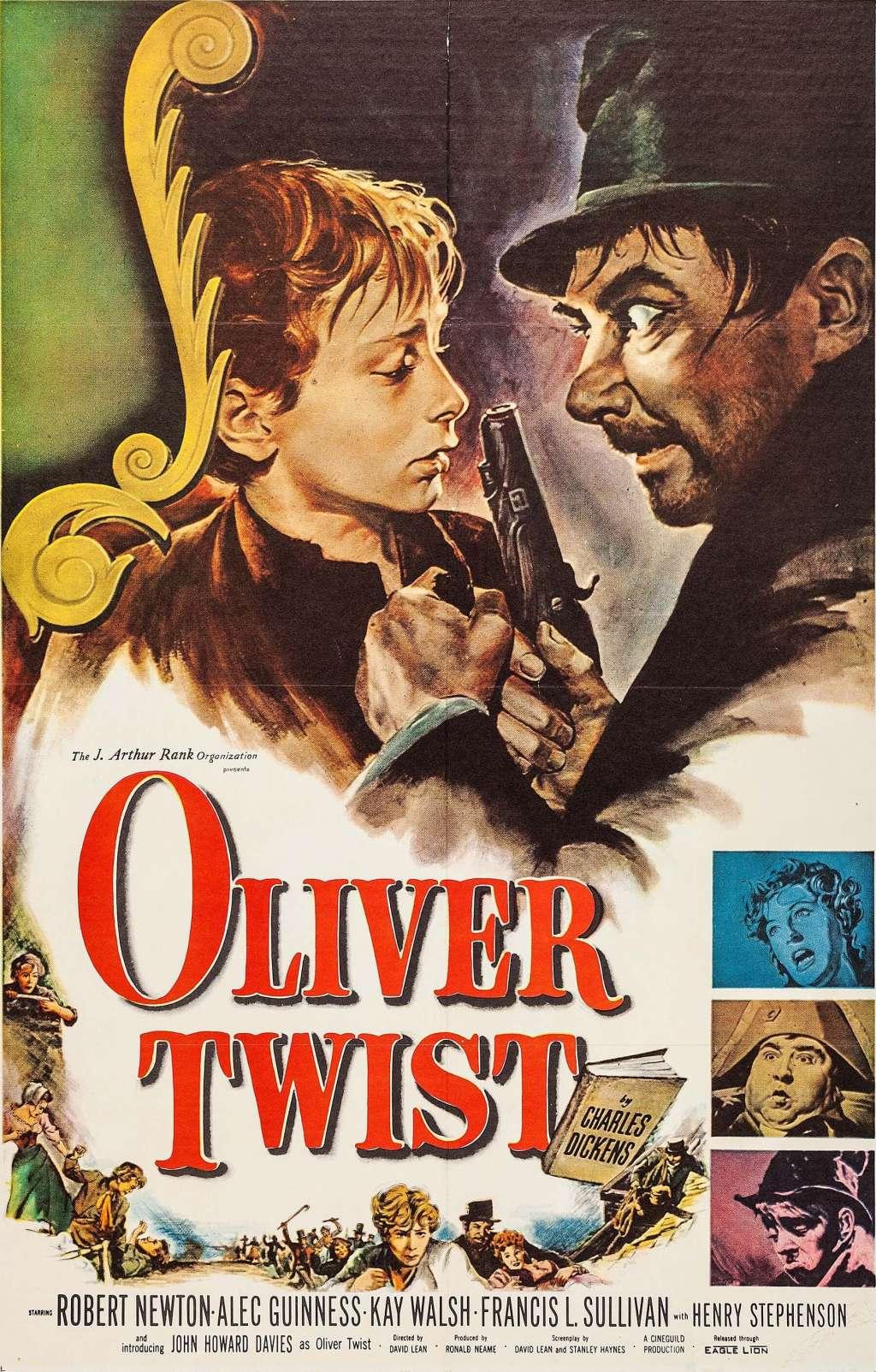 Oliver Twist kapak