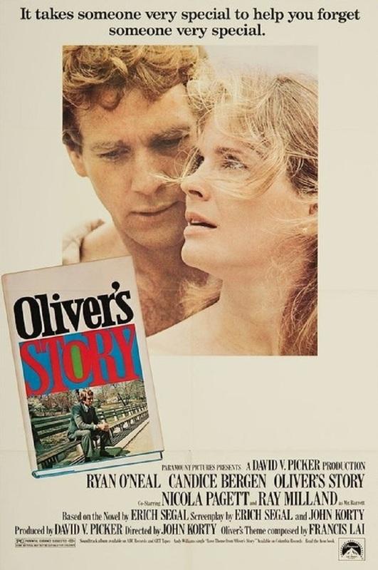Oliver's Story kapak