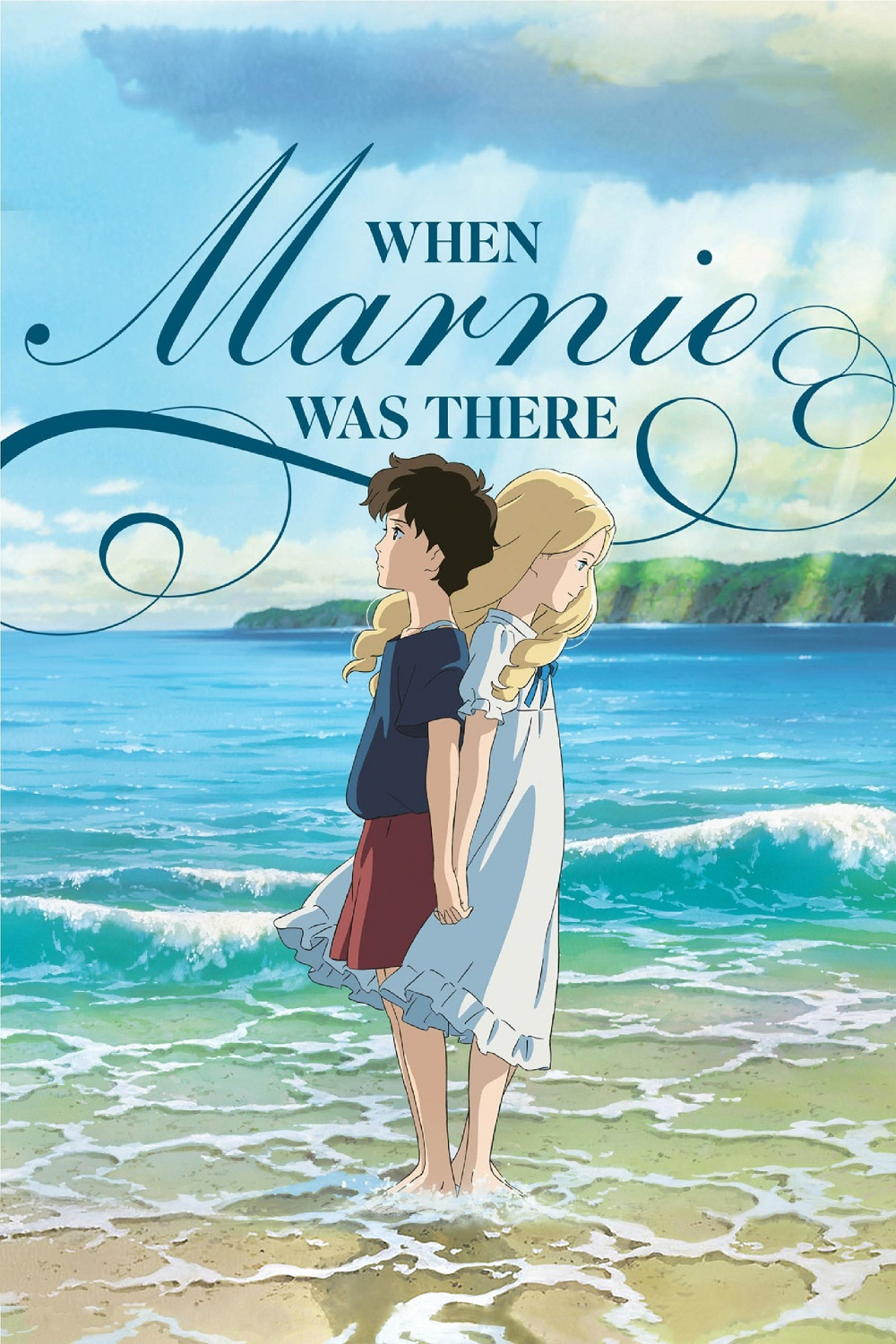 When Marnie Was There kapak