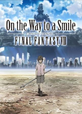 On the Way to a Smile - Episode Denzel: Final Fantasy VII kapak