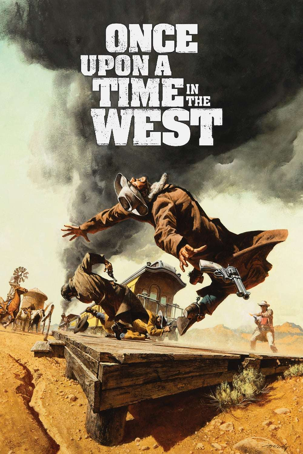 Once Upon a Time in the West kapak