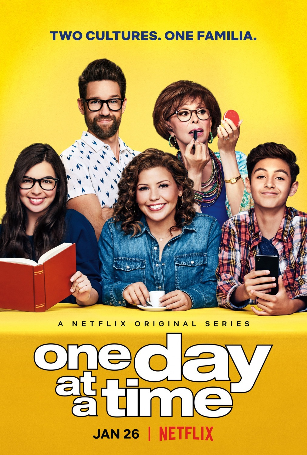 One Day at a Time kapak