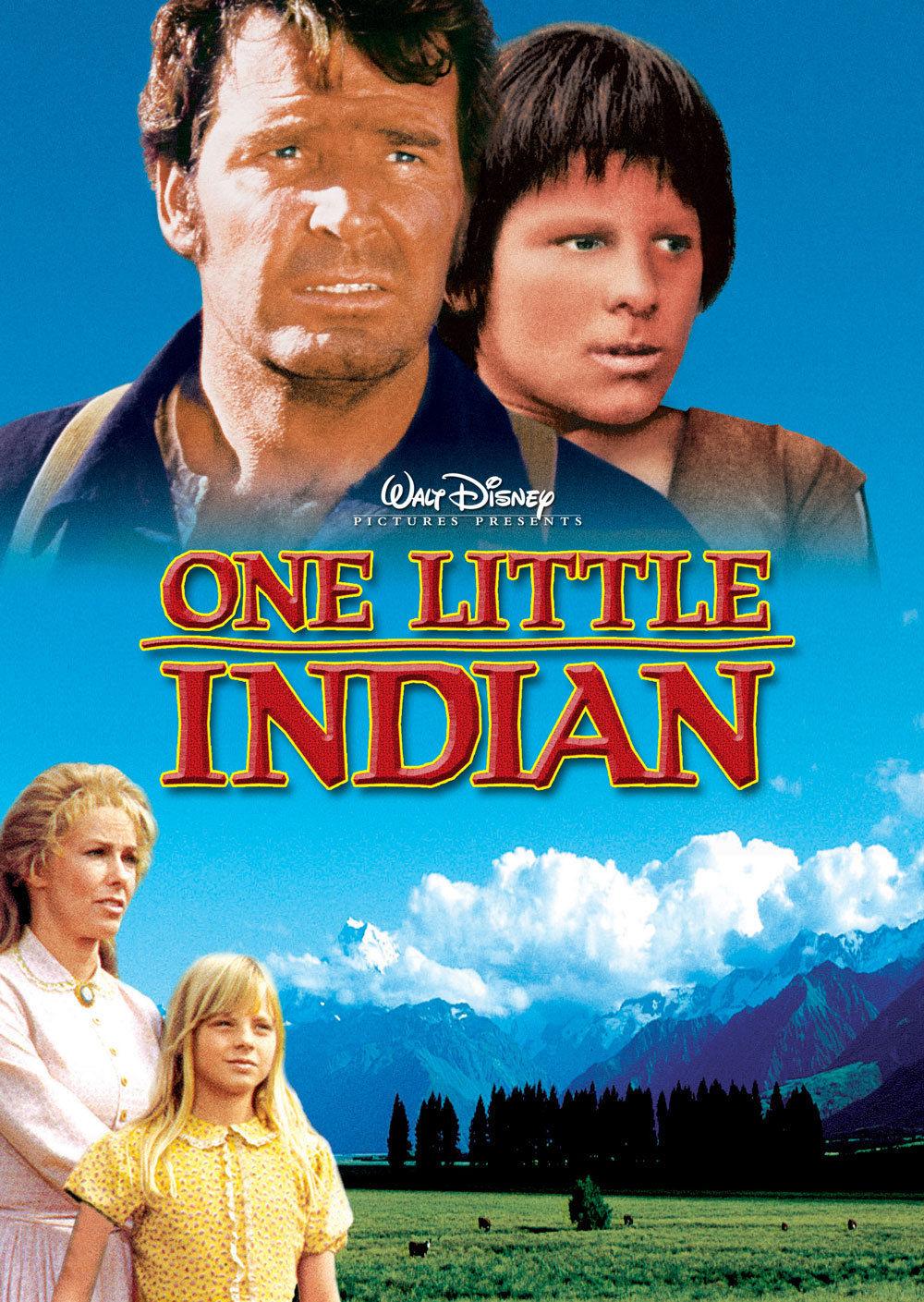 One Little Indian kapak